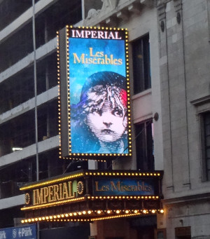 Les Miserables the Broadway Musical